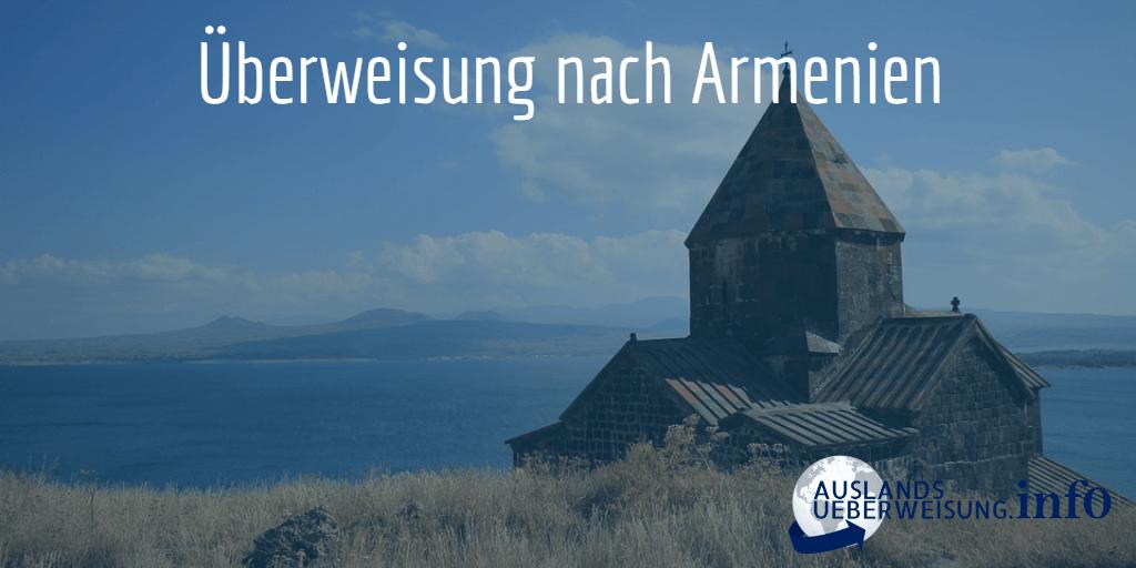 Überweisung nach Armenien
