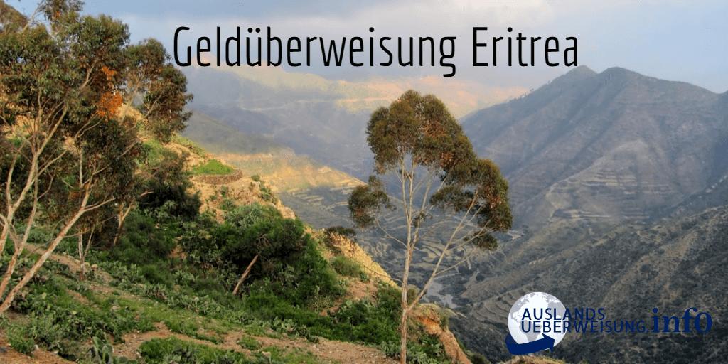 Geldüberweisung Eritrea