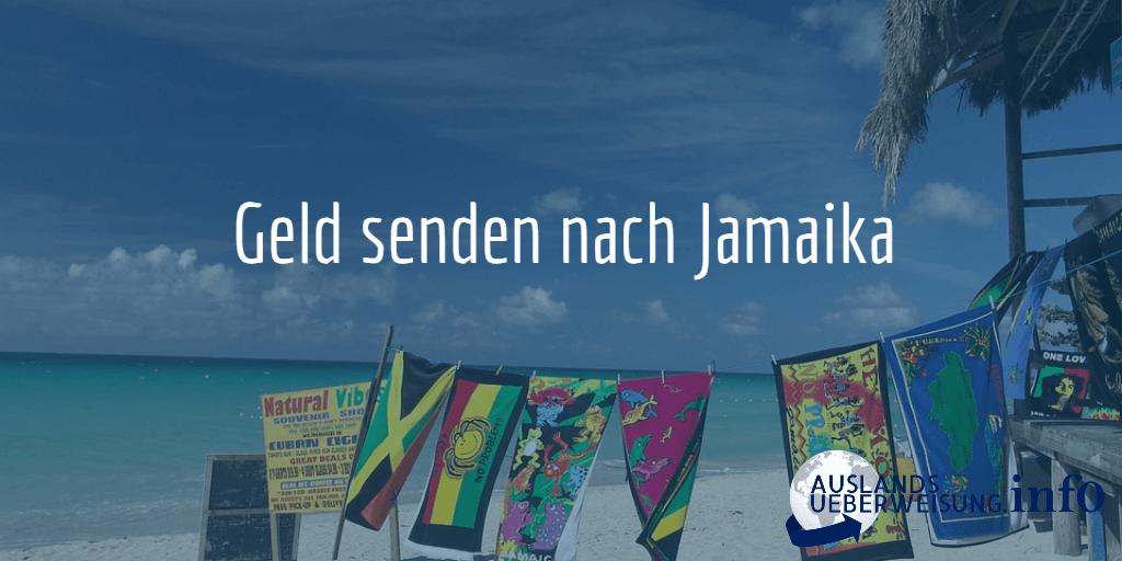 Geld senden nach Jamaika