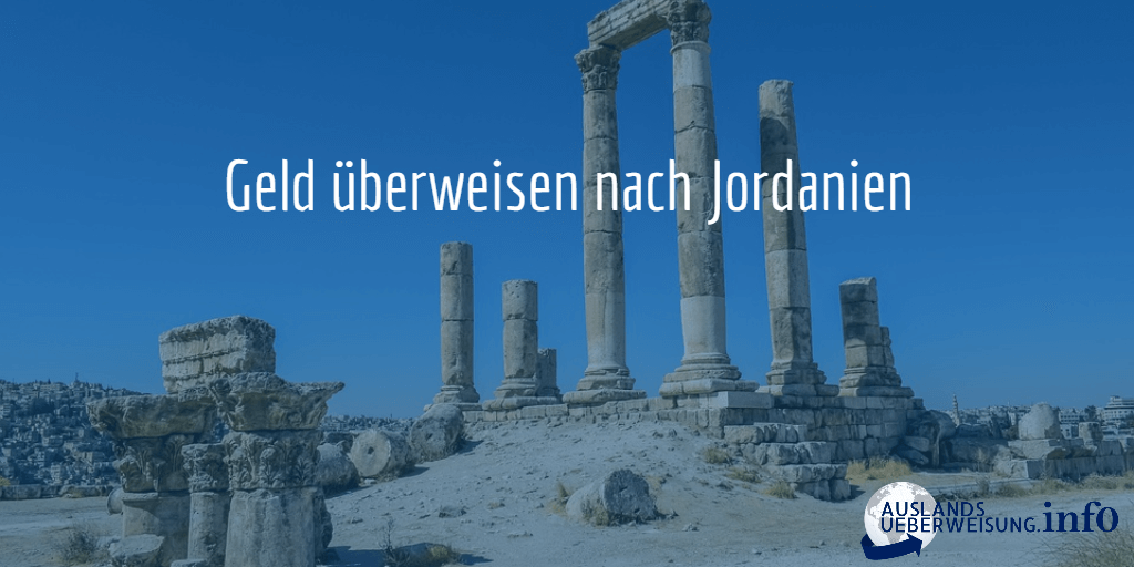 Geldtransfer Jordanien